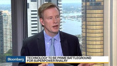Bloomberg Daybreak: Australia - Tech Stocks Going Through 'Healthy Correction,' RBC Capital's Mahaney Says