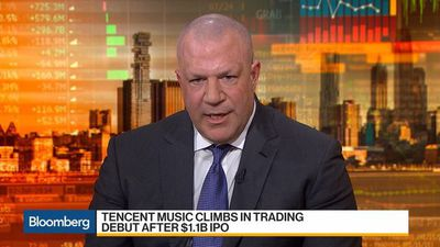 Bloomberg Daybreak: Asia - Tencent Music IPO a 'Great Outcome,' Krane Funds' Schlarbaum Says