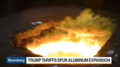 How Trump's Tariffs Are Spurring Aluminum Expansion