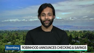 Bloomberg Technology - Robinhood to Offer Checking Service Promising 3% Interest