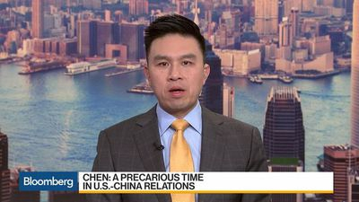 Bloomberg Daybreak: Asia - U.S. and China Both Have a Lot to Lose, Says Hoover Institute's Chen