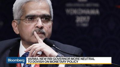 Bloomberg Daybreak: Asia - New RBI Governor More Neutral to Dovish on Policy, Says Nomura's Varma