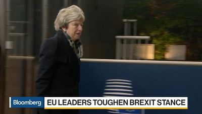 Bloomberg Daybreak: Europe - EU Rejects May's Plea for Help