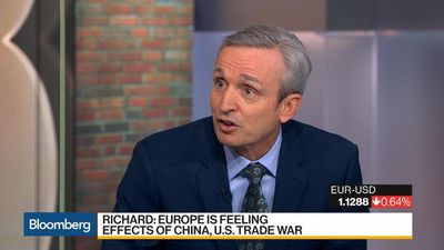 Bloomberg Daybreak: Americas - Europe Can Take Off Once Brexit, China Trade Are Solved, Richards Says