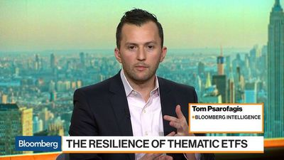 Bloomberg Markets - Thematic ETFs Strike Resilient Tone in Record Year of Launches