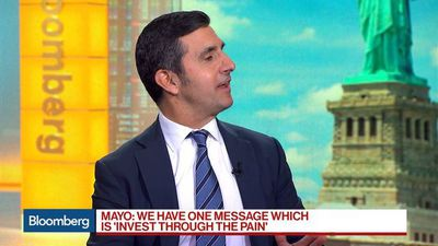 Bloomberg Markets: European Close - 'Time's Up' for Citi Exec Bonuses, Wells Fargo's Mayo Says