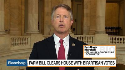 Rep. Marshall on Farm Bill, China Trade, Border Wall