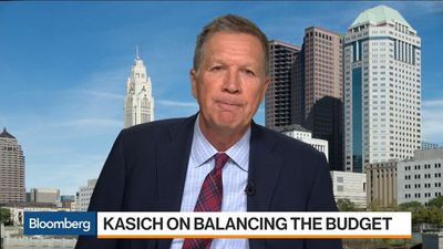 Gov. Kasich on U.S. Debt, Elon Musk, 2020 Election