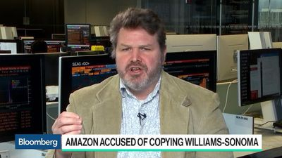 Bloomberg Technology - Williams-Sonoma Accuses Amazon of Copying Furniture