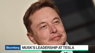 Bloomberg Technology - Why 2018 Was Tesla's Year of Turnover