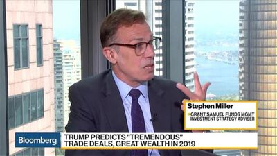 Bloomberg Daybreak: Australia - Politics Will Loom Large in Markets in 2019, Says Grant Samuel Funds' Miller