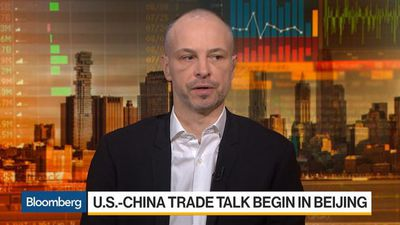 Bloomberg Daybreak: Australia - If You Do Business in China You Deserve Whatever You Get, Park Strategies Says