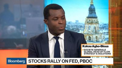 Bloomberg Markets: European Open - U.S. Likely to Have Recession in 2020, Says SocGen's Agbo-Bloua
