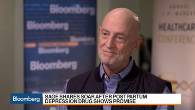 Bloomberg Markets: European Close - Sage CEO Planning to Launch New Postpartum Drug in 2019