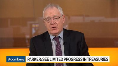 Bloomberg Daybreak: Europe - Further Progress in U.S. Treasuries Will Be Limited, Says Quilvest's Parker