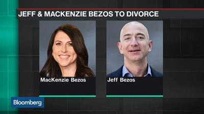 Bloomberg Technology - MacKenzie Bezos Could Become World's Richest Woman After Divorce