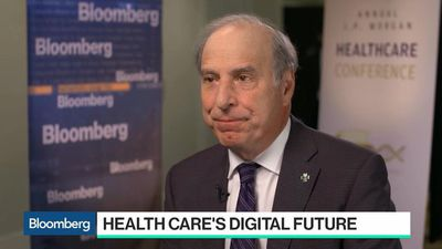 Bloomberg Technology - Providence St. Joseph Health CEO on VC Fund, Consolidation
