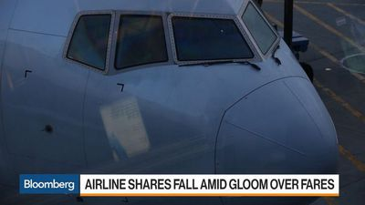 Bloomberg Markets - American Airlines Shares Fall on Weaker Fare Forecast