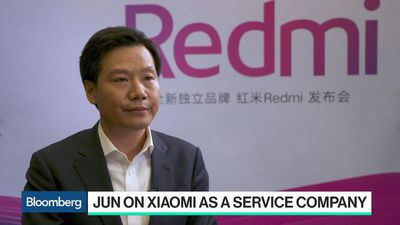 Bloomberg Technology - Xiaomi CEO on China Sales, Overseas Expansion, Services