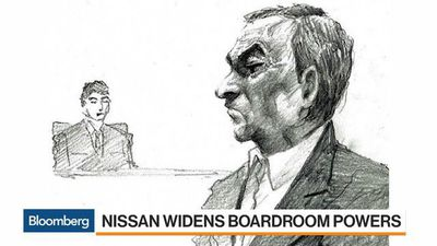Bloomberg Markets: Asia - Nissan Widens Boardroom Powers