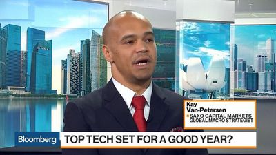Bloomberg Markets: Asia - Chinese Tech to Outperform U.S. Counterparts, Saxo's Van-Petersen Says