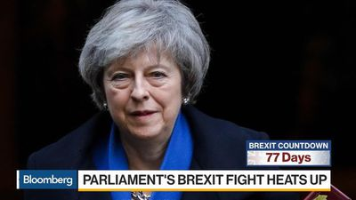 Bloomberg Daybreak: Europe - Parliament's Brexit Fight Heats Up as Crucial Vote Looms
