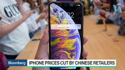 Bloomberg Technology - Top Chinese Retailers Slash iPhone Prices