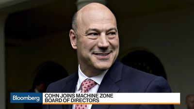 Bloomberg Markets - Gary Cohn Knows Gaming Is Something Special, Machine Zone CEO Says