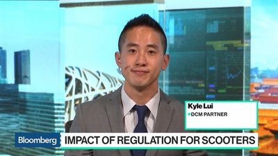 Bloomberg Technology - Scooter and Bike-Sharing Market Outlook Is Positive, DCM's Lui Says
