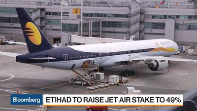 Bloomberg Markets: Asia - Abu Dhabi's Etihad Agrees to Rescue India's Jet Air, Reports Say