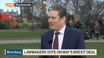 Bloomberg Markets: European Open - There Really Should Be a General Election, Says U.K. Shadow Brexit Secretary