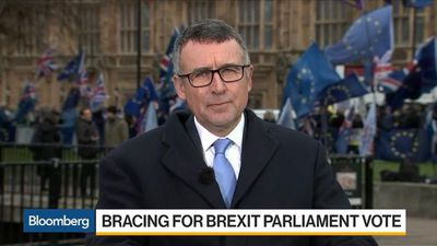 Bloomberg Daybreak: Americas - British MP Jenkin Prefers No Formal Deal Over Current Brexit Plan