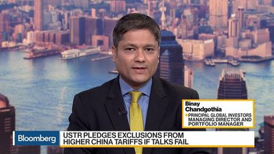 Bloomberg Daybreak: Asia - Principal Global Investors's Chandgothia Sees Recovery in Chinese Growth in 2Q