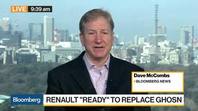 Bloomberg Daybreak: Asia - Renault Said to Be 'Ready' to Replace Ghosn