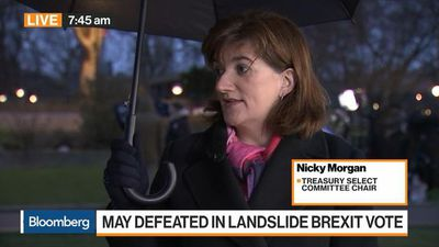 Bloomberg Markets: European Open - U.K.'s Morgan Says May Must Alter `Red Lines' to Build Consensus