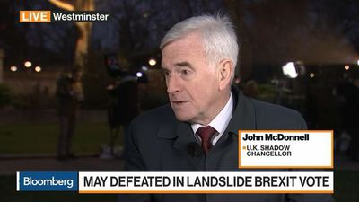 Bloomberg Markets: European Open - Labour's McDonnell Says There's Been No Approach From May for Brexit Talks