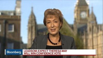 Bloomberg Surveillance - House of Commons Leader Expects May to Win Confidence Vote