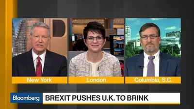 Bloomberg Daybreak: Americas - Komileva, Todd on the Future of Brexit