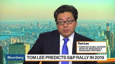 Bloomberg Markets - Fundstrat's Lee Sees Best Stock Picking Opportunity in Over Six Years