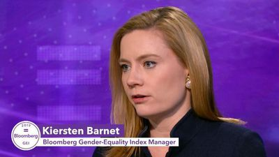 Bloomberg Gender-Equality Index: Data for Good