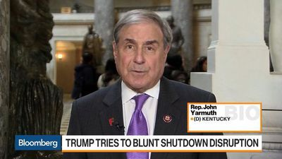 'Deplorable' to Not Pay Military During Shutdown, Rep. Yarmuth Says