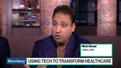 Bloomberg Technology - Heal CEO Sees Doctor House Calls as the Future of Medicine