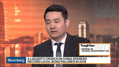Bloomberg Markets: Asia - PBOC Needs to Loosen Grip on Shadow Banks, Says Deepblue's Han