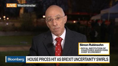 Bloomberg Daybreak: Europe - Brexit Is Taking Its Toll on the U.K. Housing Market, RICS Says