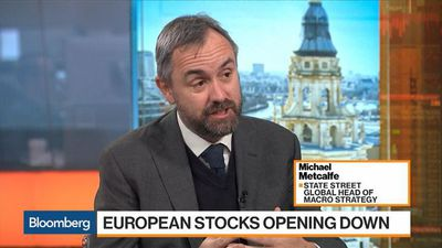 Bloomberg Markets: European Open - Mixed Earnings News `Not Enough to Get Bearish,' State Street Says