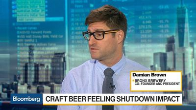 Bloomberg Daybreak: Americas - Craft Beer Feeling Shutdown Impact