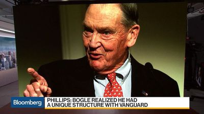 Bloomberg Daybreak: Americas - Phillips , Wiener on John Bogle's Legacy