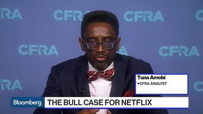 Netflix Bull Amobi Previews What to Watch for in 4Q Results
