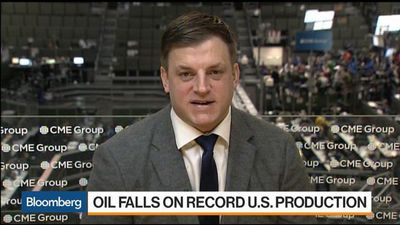 Bloomberg Markets - Oil Caught Between U.S. Production and OPEC Cuts