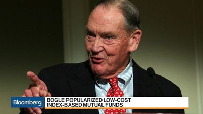 John Bogle Believed in Index Funds and His Legacy Will Live On, Vanguard CEO Says